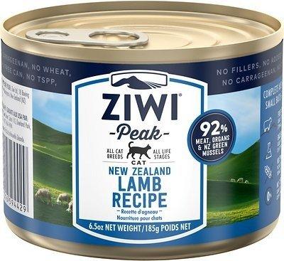 羊肉味猫湿粮罐头 6.5oz 12罐