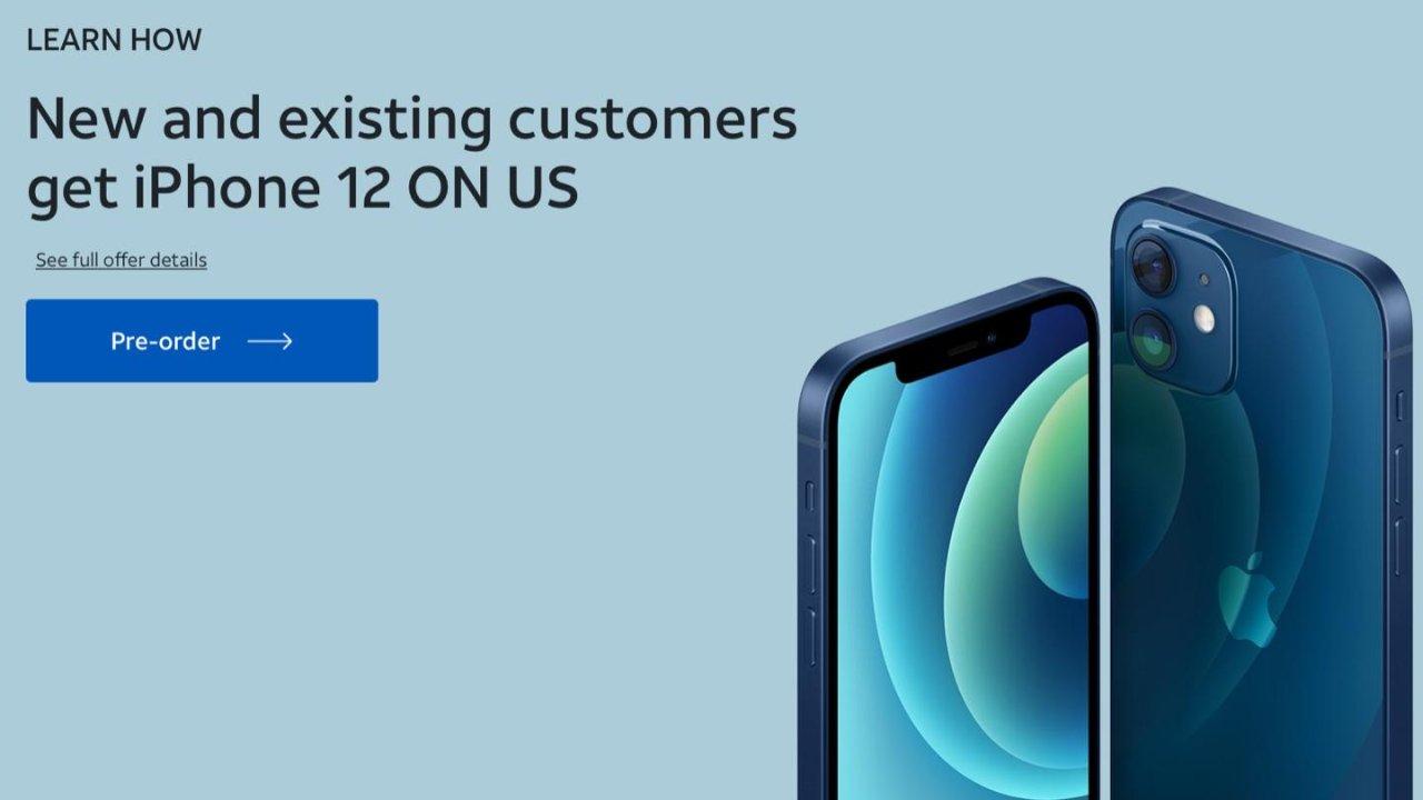 只花180刀就把iPhone 8 Plus升级成iPhone 12顶配? AT&T限时以旧换新活动超划算!