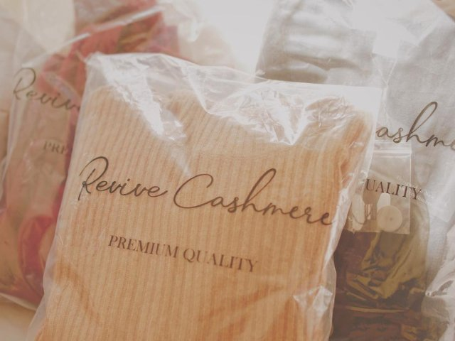 Revive Cashmere 高...
