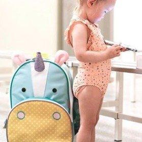 至高送$700礼品卡+包邮Skip Hop 超可爱尿布包、儿童背包和儿童玩具促销