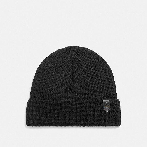 羊毛针织帽