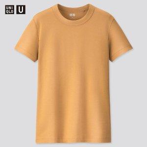 Uniqlo姜黄色UT