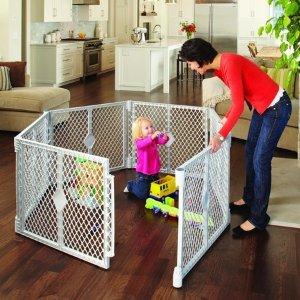$49.99 (原价$64.98) 起North States 室内外儿童安全围栏
