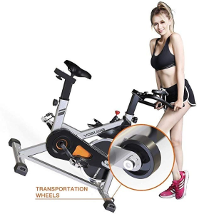 $314.99(原价$399) 减肥神器Amazon官网 YOSUDA 家用动感单车促销
