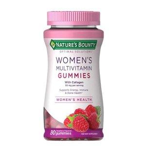 女性综合维生素软糖 80粒