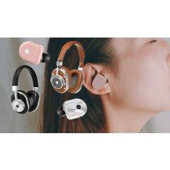 颜值吊打一切对手Master Dynamic耳机真的值得买吗