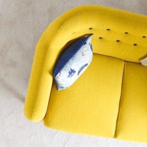 加拿大黑五:The Bay 家居专区特惠 收别致暖暖小沙发