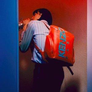 低至5折 + 额外8.5折Kenzo 美包潮鞋热卖 收虎头T恤、卫衣