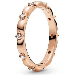 Pandora Rose花朵戒指