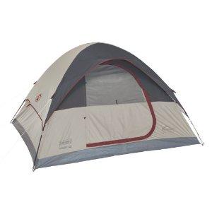 Coleman 4-Person Traditional Camping Tent - Walmart.com