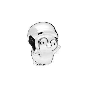 PandoraSilver Christmas Penguin串珠