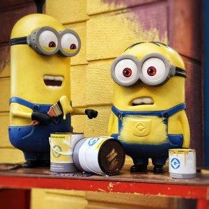 97个新造型Minions麦当劳 新系列 Minions小黄人玩具回来啦!疯狂收集起来