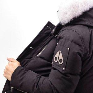 Moose Knuckles 服饰热卖 入手时尚毛球羽绒服$389起