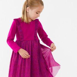 $10起Hanna Andersson 童装部分款式促销 连衣裙、包臀衫都好价