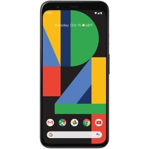 直享半价 无需置换 可全款付T-Mobile 新老用户可享, Pixel 4 仅需$399收, Pixel 4 XL $499