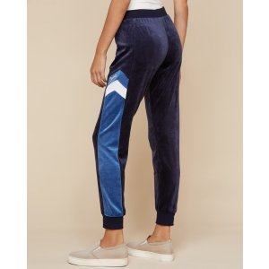 Juicy Couture天鹅绒长裤