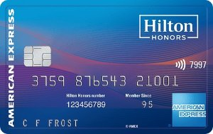 Earn 125,000 Hilton Honors Bonus Points. Terms ApplyHilton Honors Ascend Card from American Express