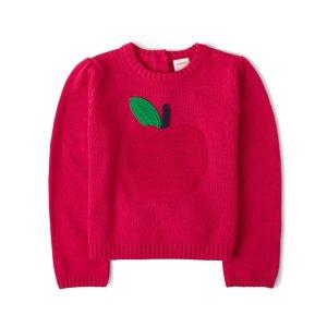 Gymboree女童针织衫