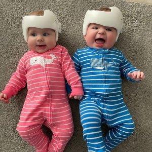清仓区额外7.5折Carters 婴儿连体衣/家居服 入秋实用派 封面同款$7