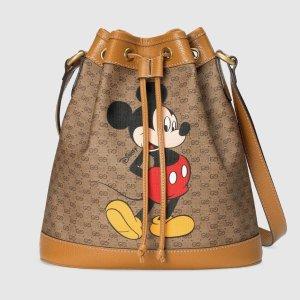 Gucci倪妮同款- Disney xsmall 水桶包
