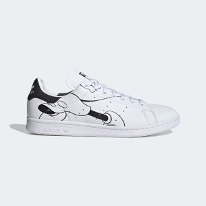 Adidas4 4.5 5 6.5Stan Smith 米老鼠联名款小白鞋