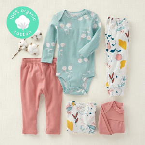 25-60% Off + Extra 20% Off $50+New Markdowns: Carter's Little Planet Organic Sale