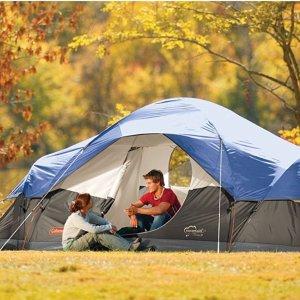 低至7.5折Coleman 帐篷、睡袋等户外装备促销