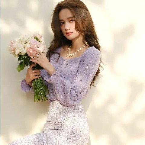 低至8.5折 封面同款$138SINCE THEN 仙女品牌上新 温柔日杂风 薄纱裙、显瘦牛仔裤$163