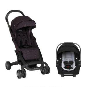 $399NUNA PEPP Stroller & PIPA Car Seat Travel System