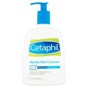 Cetaphil Gentle Skin Cleanser, 16.0 FL OZ