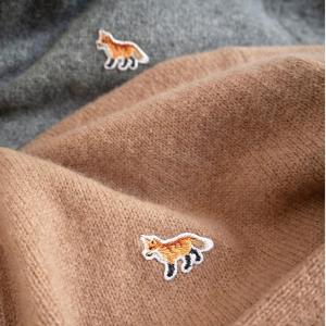 满额78折 €42收小狐狸单肩包文艺潮牌Maison Kitsune 春季闪促 超萌小狐狸 简约又吸睛