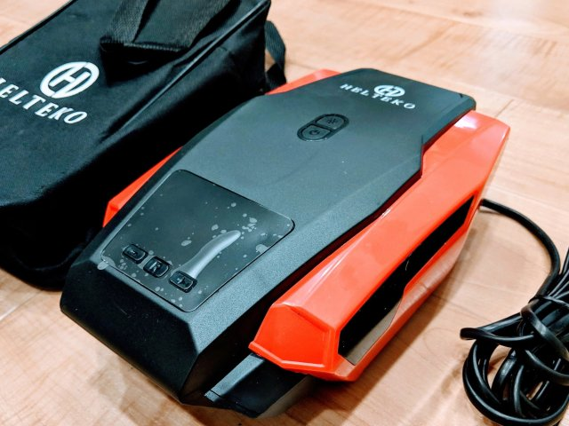 汽车电子产品好物 | 车载充气泵备...