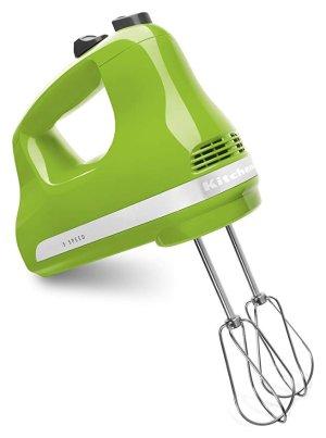 KitchenAid KHM512GA 5速手持搅拌机,多色选择