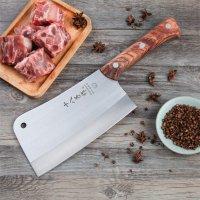 十八子作精选烹饪厨刀促销,新款大骨刀仅$36