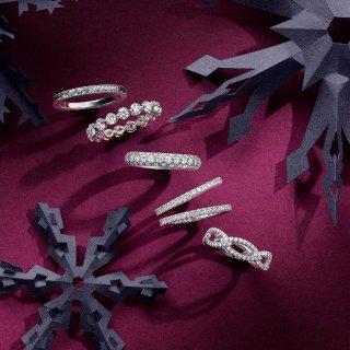 低至5折+包邮Blue Nile官网 精选珠宝首饰热卖