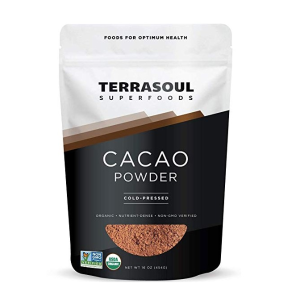 $5.75Terrasoul Superfoods Raw Organic Cacao Powder