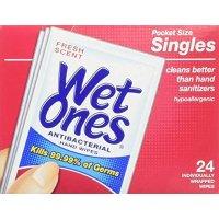 Wet Ones 湿巾 24片 x 5包