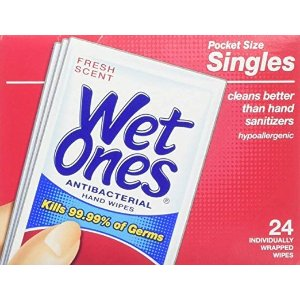 湿巾 24片 x 5包