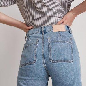 $78收封面同款显瘦阔腿裤Everlane 精选新款女装鞋履抢鲜热卖