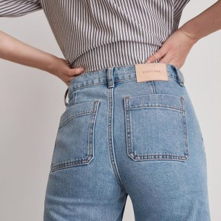 $78 Get Wide Leg JeanEverlane Women's Clothing Shoes New Arrivals