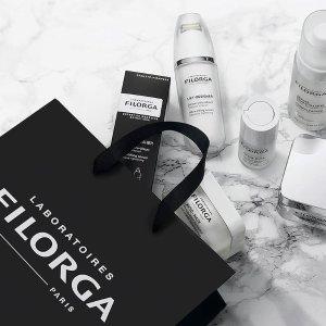 低至美国定价6折 + 全球直邮Filorga 全场美妆护肤热卖 法国热门微整形药妆