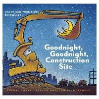 Goodnight, Goodnight, Construction Site 晚安,挖掘机