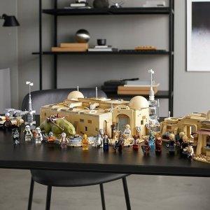 Lego9/16起VIP提前购,暂时缺货莫斯艾力斯小酒馆 75290 | 星战系列