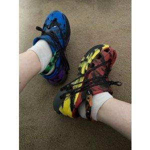 CrocsRuby Rose 设计款洞洞鞋