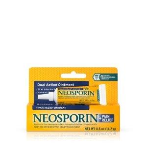 Neosporin 止痛杀菌消炎药膏,.5 oz