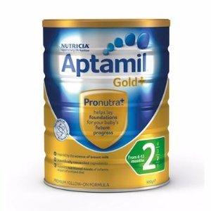 Aptamil金裝加強型2段