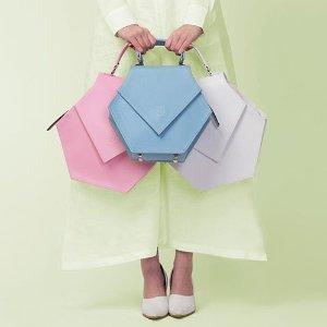 Dealmoon Exclusive! 15% OffLast Day: Macaron Color Collection Handbags @ Nina Hauzer