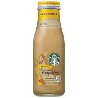 Starbucks 杏仁奶香草星冰乐 13.7oz 8瓶