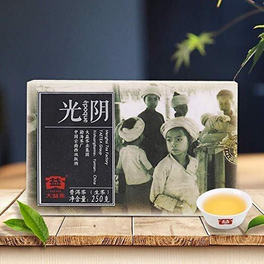 光阴普洱生茶 250克