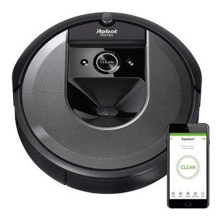 $699史低价:iRobot Roomba i7 最新顶配版智能扫地机器人